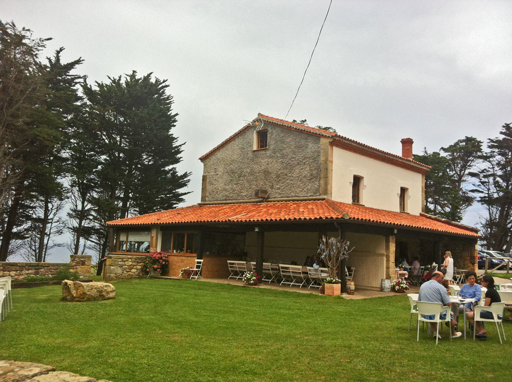 Restaurante El Remedio en Ruiloba