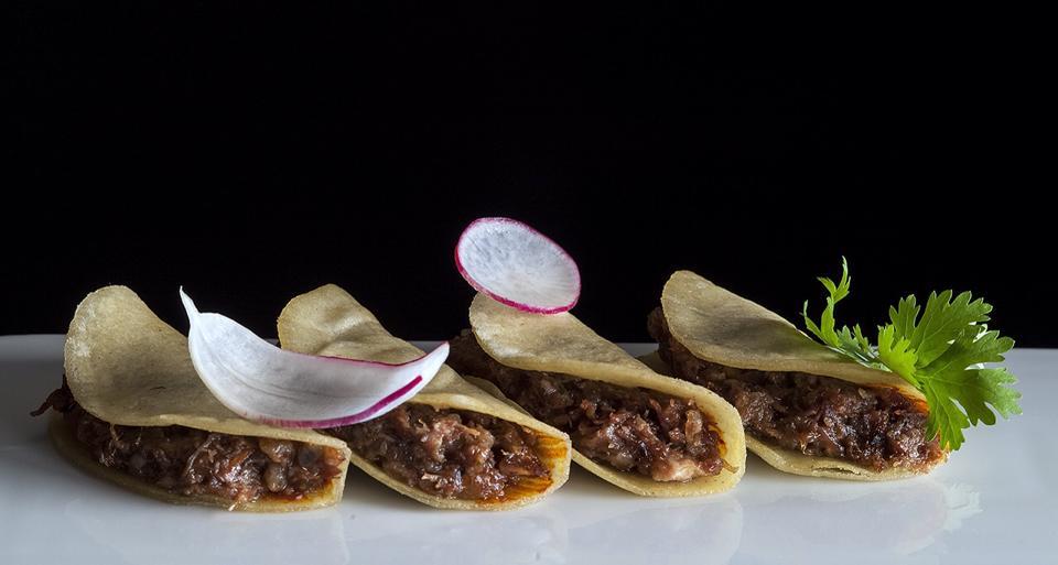 La cocina de Mexia en Santander